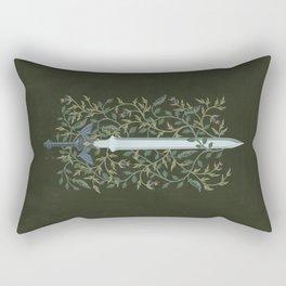 Sword of Time Rectangular Pillow
