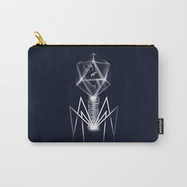 Human Virus Carry-All Pouch
