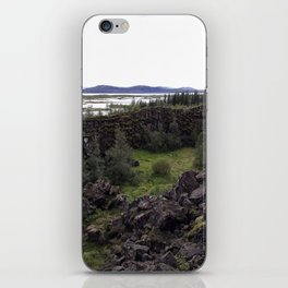 Þórsmörk (Thorsmork) The Valley Of Thor iPhone Skin