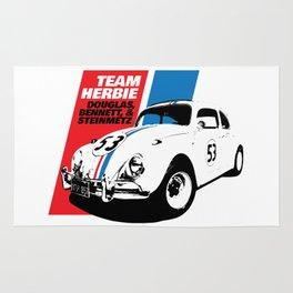 Team Herbie - Love Bug Rug