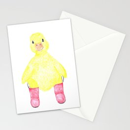 Duck Duck Boots Stationery Cards