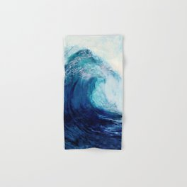 Waves II Hand & Bath Towel