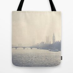 the city of westminster ...  Tote Bag