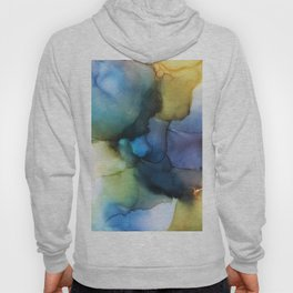 And the Earth showed us her colors Hoody