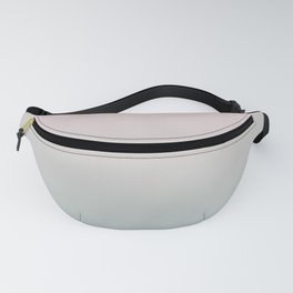 Simply Pink & Mint Color Gradient - Mix And Match With Simplicity of Life Fanny Pack