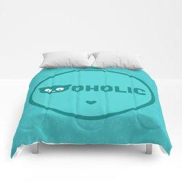 Catoholic Cute Saying Comforters