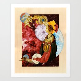 Fertility Rite Art Print