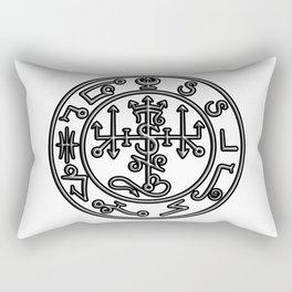 Seal of Satan Rectangular Pillow