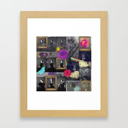 Mirror Room Framed Art Print