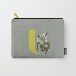 U for Urn Plant Carry-All Pouch