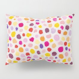 Dots 2 Painting Pillow Sham