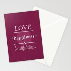 I Wish You ... Stationery Cards
