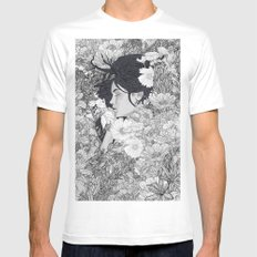 Sweetness you bring Mens Fitted Tee MEDIUM White