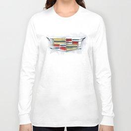 Cadillac #1 Long Sleeve T-shirt