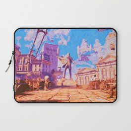 Columbia - The City in the Sky Laptop Sleeve
