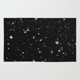 Hubble Extreme Deep Field Rug