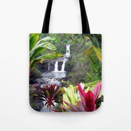Umauma Falls Tote Bag