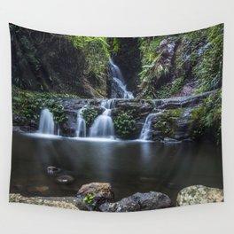 Elabana Falls in the Gold Coast Hinterlands Wall Tapestry