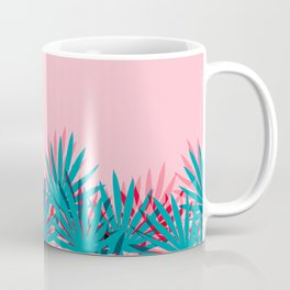 Whoa - palm sunrise southwest california palm beach sun city los angeles retro palm springs resort  Coffee Mug