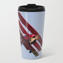 Fokker Dr1 - Red Baron  Triplane Travel Mug