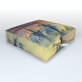 Desert Twilight Outdoor Floor Cushion