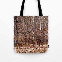 ohio woods Tote Bag
