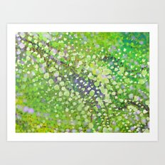 Seven Colors Art Print