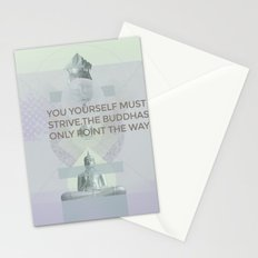 You yourself must strive #everyweek 2.2017 Stationery Cards