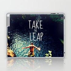 TAKE THE LEAP  Laptop & iPad Skin