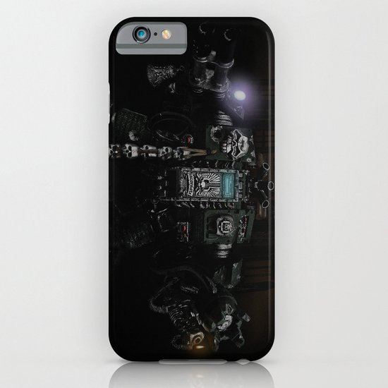 Death Incarnate iPhone & iPod Case