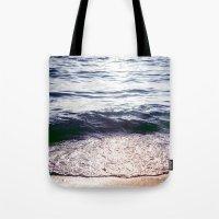 royal Tote Bags featuring Royal  by Terri Ellis