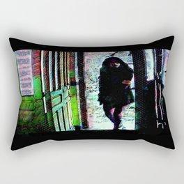 House On The Dark Hill: At The Binding Of Cyäegha Rectangular Pillow