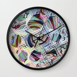 Meteorite light  Wall Clock