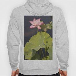 Lotus Flower by Teresa Thompson Hoody