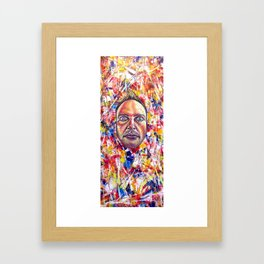 """""""Welcome To The Multiverse"""" Framed Art Print"""