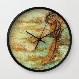 Jewel of the Underbrush Wall Clock