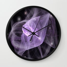 Vergnügung Wall Clock