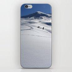 Approaching Tincan Peak iPhone & iPod Skin