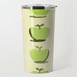 Green apples! Travel Mug