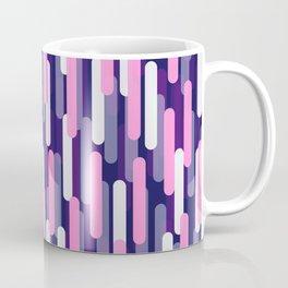Fast Capsules Vertical Violet Coffee Mug