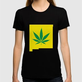 Cannabis New Mexico T-shirt