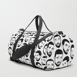 the many faces of Drake Duffle Bag