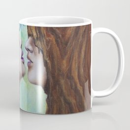 Leaves and Trees Coffee Mug