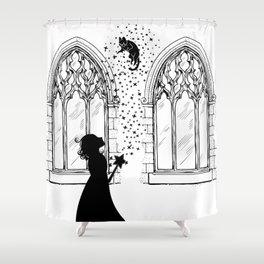 Fairy Godmother Shower Curtain