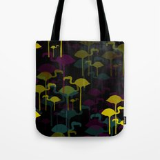 New Flamingo land colourway Tote Bag