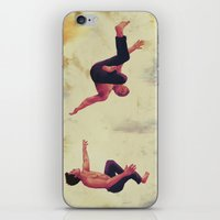 human iPhone & iPod Skins featuring Human by mycolour