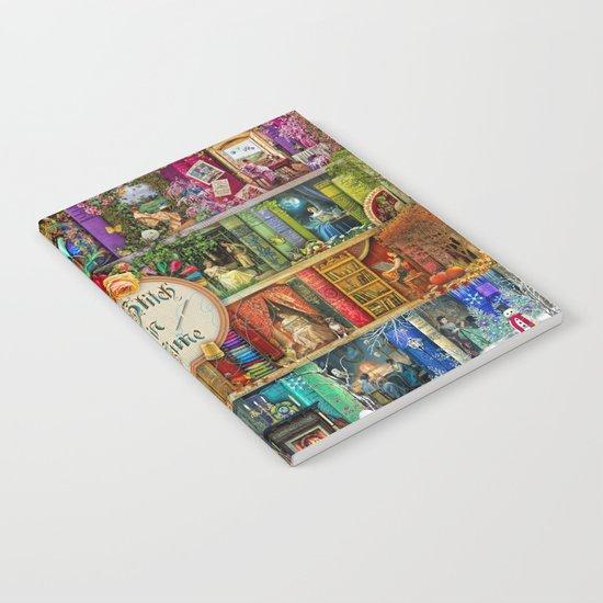 A Stitch In Time Notebook