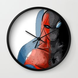 SPIDER-MAN Wall Clock