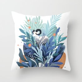 Twelve constellations- Aries Throw Pillow