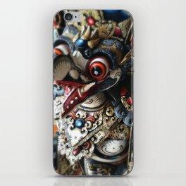 Balinese God Statue iPhone Skin